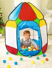 Bällebad mit 200 Bällen inkl.Tasche Spielzelt Kinderzelt
