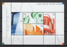 450e anniversaire d'Helsinki Finlande 2000 2 feuillets 8 timbres neufs/T772