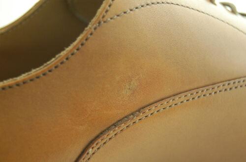 Semelle Homme leather vitello 6 Bombay calf francesina oxford Captoe 39 Usa 0qT0r