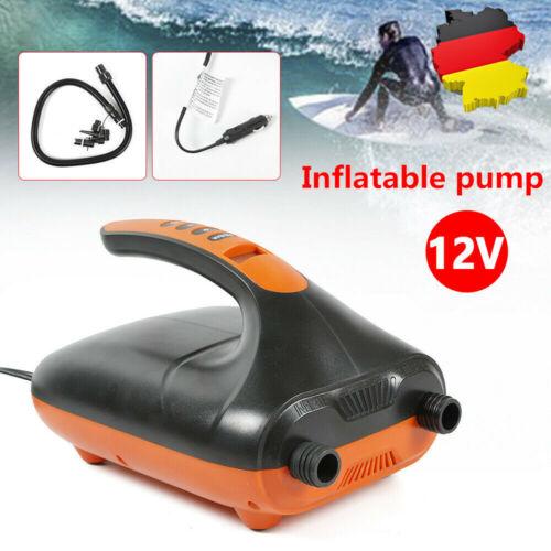 Elektrische Luftpumpe Pumpe Handpumpe Hochdruckpumpe 12 V 20PSI