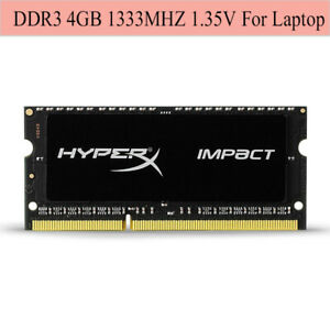 Pour-Kingston-HyperX-Impact-4GB-8GB-16GB-1333MHz-DDR3L-PC3L-10600S-Laptop-RAM-FR