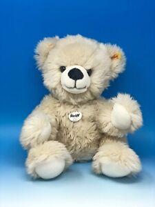 Steiff-Baer-Teddy-BOBBY-creme-beige-30-cm-Nr-013461-kuschelweich-neuwertig
