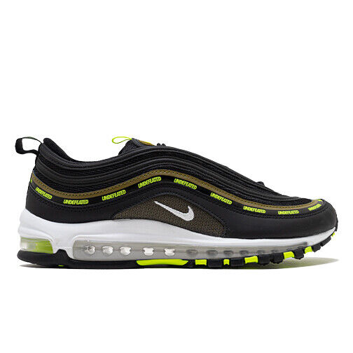 Size 12 - Nike Air Max 97 x Undefeated Black for sale online | eBay
