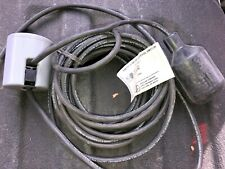 P//N 10-0044 *FREE SHIPPING* Zoeller SWITCH MATE CONTROL 50FT CORD