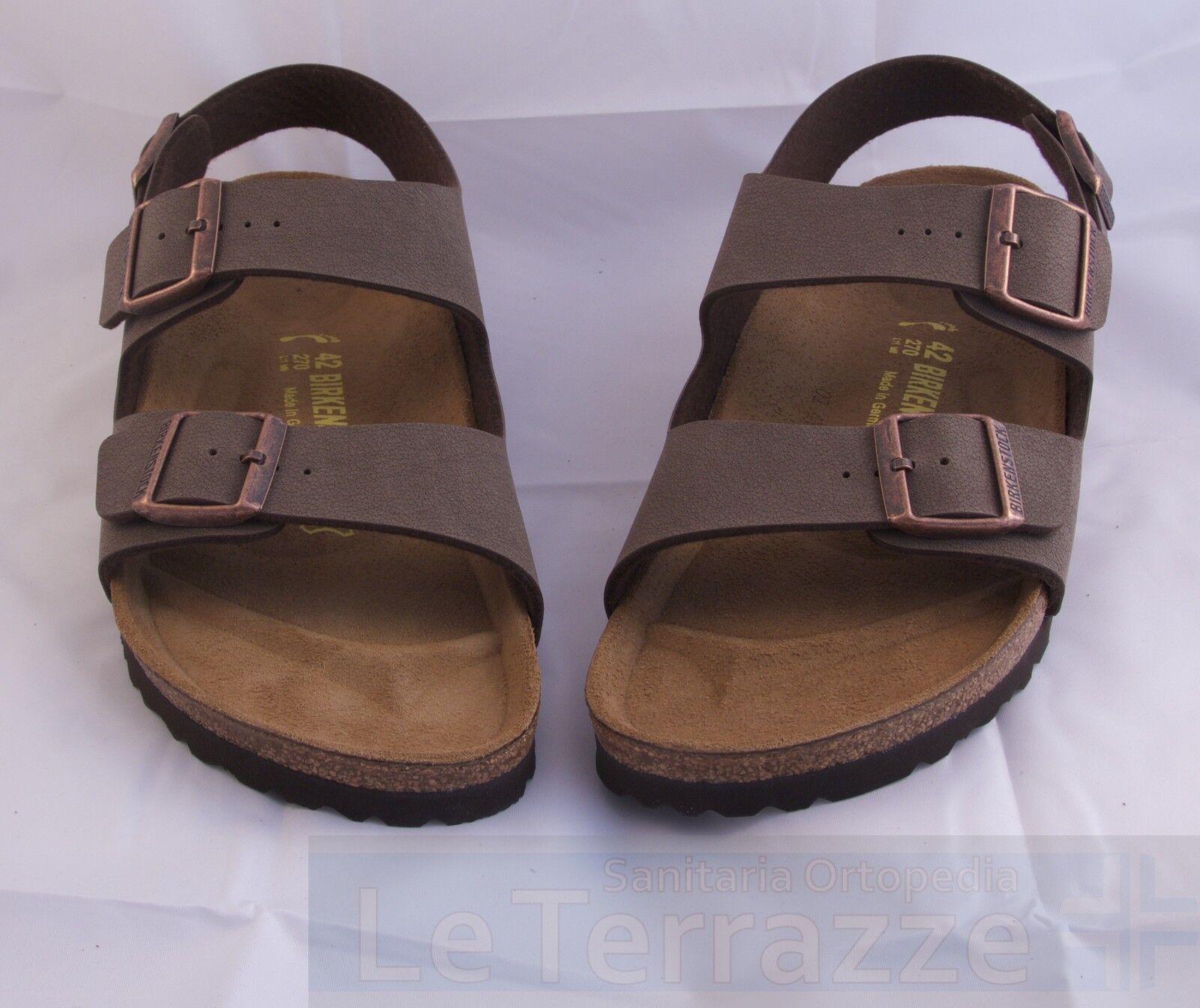 Birkenstock Milano Hausschuhe sandalen sandalen sandalen gurt 160af2