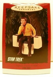 Hallmark-Keepsake-Star-Trek-Captain-James-T-Kirk-Keepsake-Ornament-1995