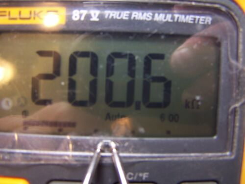 204 200 K Ohms YAGEO 20pcs SMD//SMT 0805 resistors