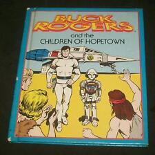 Buck Rogers & the Children of Hopetown Kurt Schaffenberger GOLDENCRAFT Binding