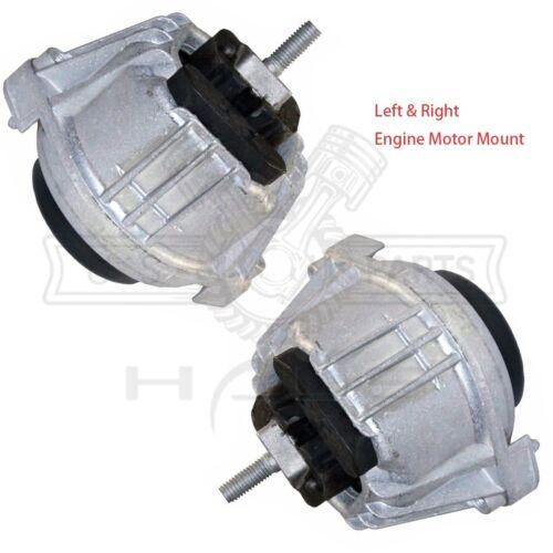 Engine Motor Mount Lt /& Rt Kit For BMW E82 E88 E84 E89 E90 E91 E92 E93 2pcs