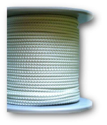 Protec cordage ® starterseil cordon de traction Corde Blanc, Blanc, Blanc, 2,4mm 260dan achat à partir de 10m 007e27