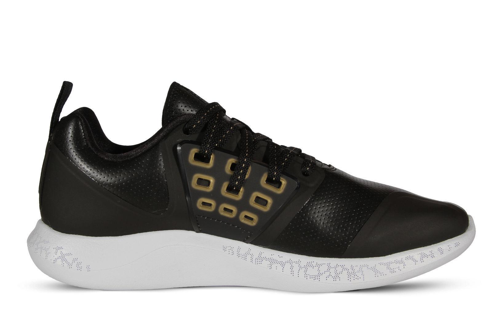 Nike Taglia Jordan Grind Nero/Bianco/Oro Metallico AA4302-031 Taglia Nike 9 UK 152111