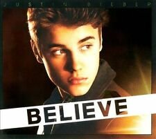 Believe [Deluxe Edition] [Digipak] by Justin Bieber (CD, 2012, Def Jam (USA))