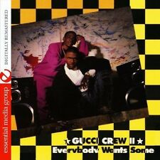 Everybody Wants Some - Gucci Crew Ii (2013, CD NEUF) CD-R