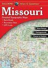 Missouri - Delorme 3rd by Rand McNally, DeLorme, Delorme Publishing Company (Paperback, 2008)