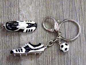 Portachiavi scarpa squadre JUVENTUS calcio pallone | eBay