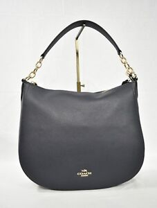6fc3f02b9 NWT! Coach 58036 Pebbled Leather Chelsea 32 Hobo/Shoulder Bag in ...