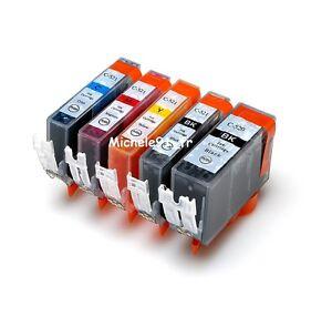Cartouches-d-039-encre-compatibles-pour-Canon-MP-550-PGI520-CLI521-PG520-CL521
