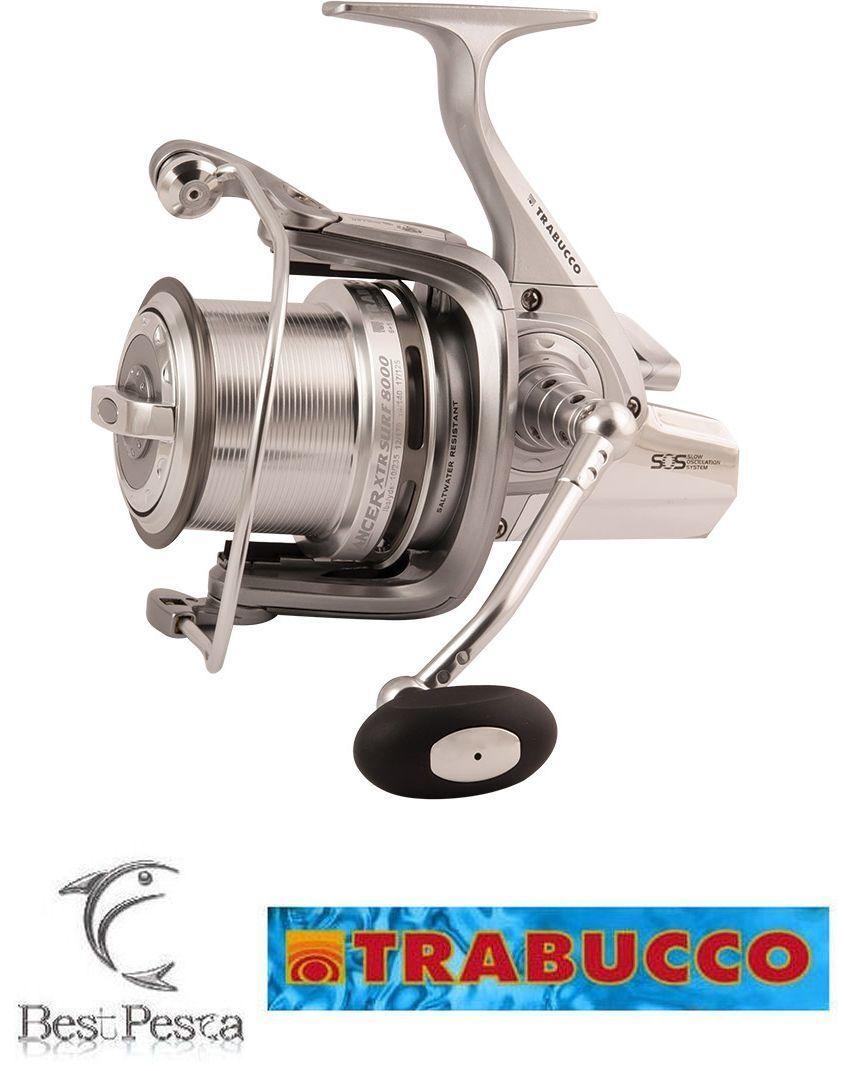 Mulinello - TRABUCCO LANCER XTR SURF 8000