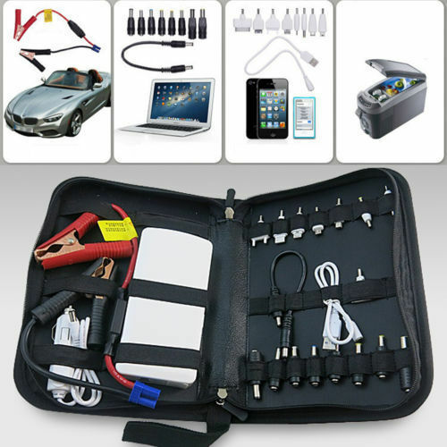 14000mAh Portable Car Phone Mini Jump Starter Battery Charger Mobile Power Bank