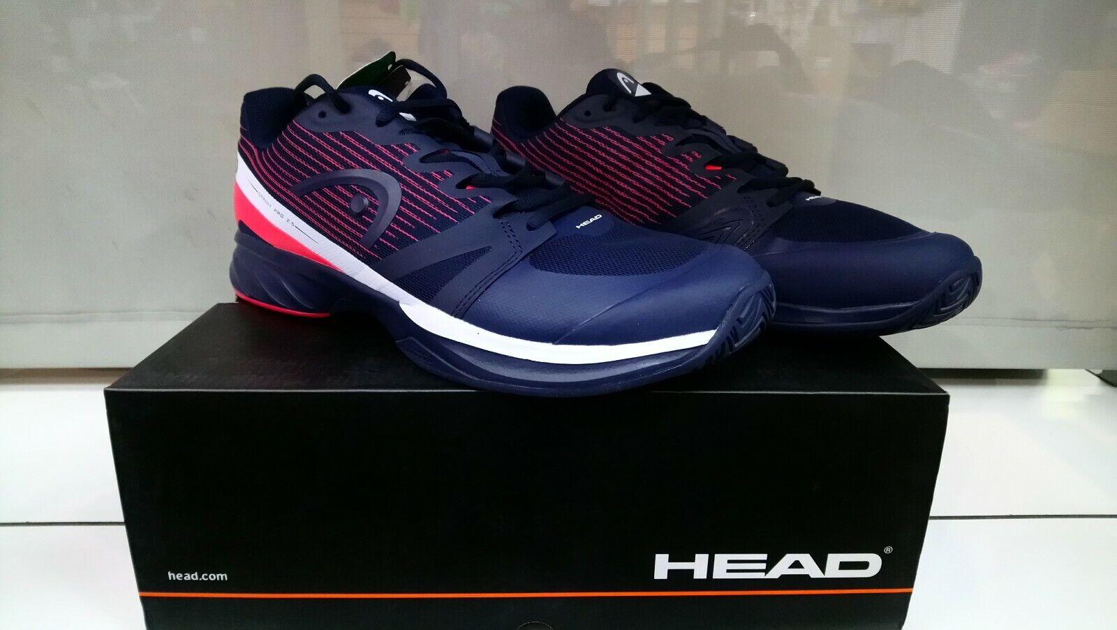 A estrenar en caja para Hombre Zapatos Tenis Head Sprint Pro 2.5 10.5