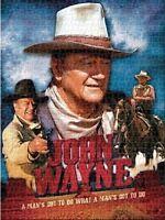 Jigsaw Puzzle Entertainment John Wayne A Man's Got To Do 1000 Piece