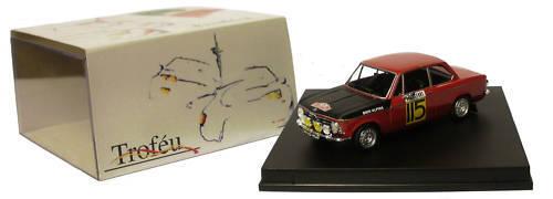 Trofeu Bmw 2002 Rally de Monte Carlo 1969-slotemaker 1 43 Escala