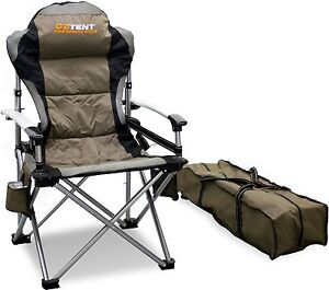 kokoda portable outdoor adjustable lumbar support camp chair ozkkc