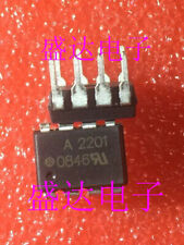 1PCS HCPL-2200 A2200 Low Input Current Logic Gate Optocouplers DIP8