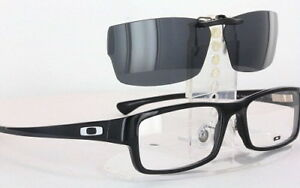 9f830d5d55 Image is loading Custom-Fit-Polarized-CLIP-ON-Sunglasses-For-Oakley-