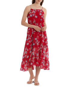 NEW-Piper-Dress-Must-Have-November-Maxi-Rouge