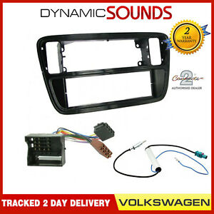 CT24VW15-Single-Din-Car-Stereo-Fascia-Wiring-ISO-Fitting-Kit-For-VW-UP-2012-gt