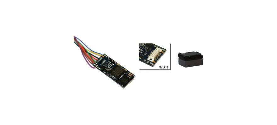Esu 58818 2 Pcs Locomotive Sound 5 Micro DCC   mm   SX M4 Leerdecoder, Next18,