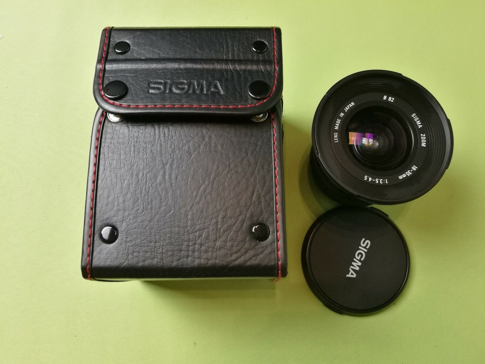 SIGMA 1 3,5-4,5 18-35mm aspherical