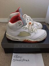 7f0eedf0540 item 2 Nike AIR JORDAN V (5) SUNSET Size 9.5 Woman's Size 8 Men's 313551  161 Fire Red -Nike AIR JORDAN V (5) SUNSET Size 9.5 Woman's Size 8 Men's  313551 161 ...