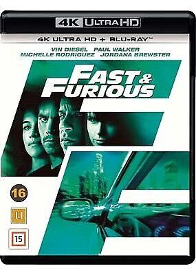 Fast & Furious 4, instruktør Justin Lin, Ultra HD Blu-ray