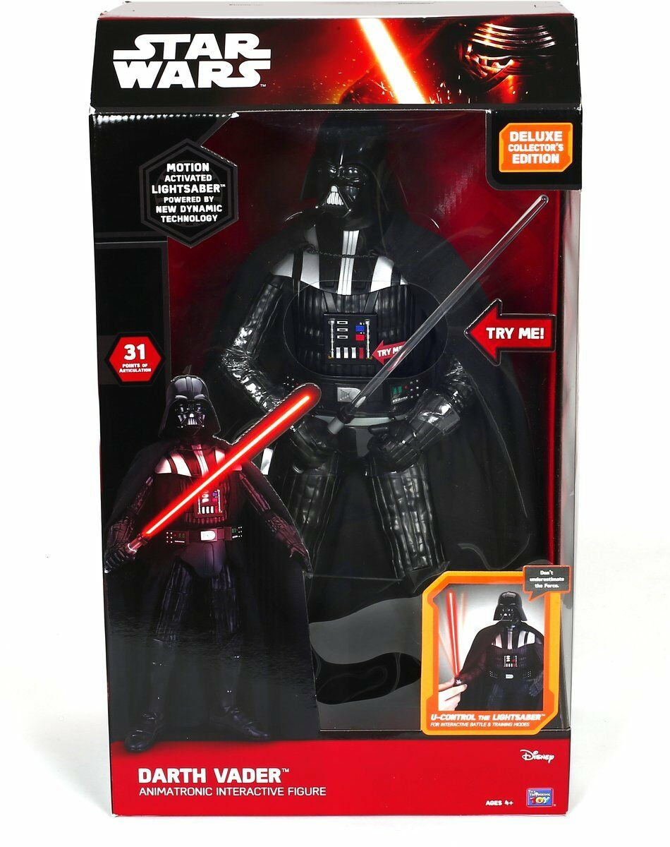 Star Wars Darth Vader Interactive figure 44 cm NEW in box