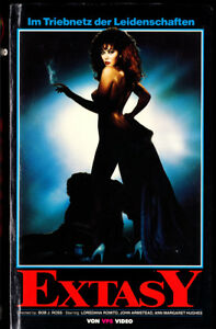 "VHS - FSK 18 - "" EXTASY "" (1988) - Loredana Romito - John Armstead - VPS - Waiblingen, Deutschland - VHS - FSK 18 - "" EXTASY "" (1988) - Loredana Romito - John Armstead - VPS - Waiblingen, Deutschland"