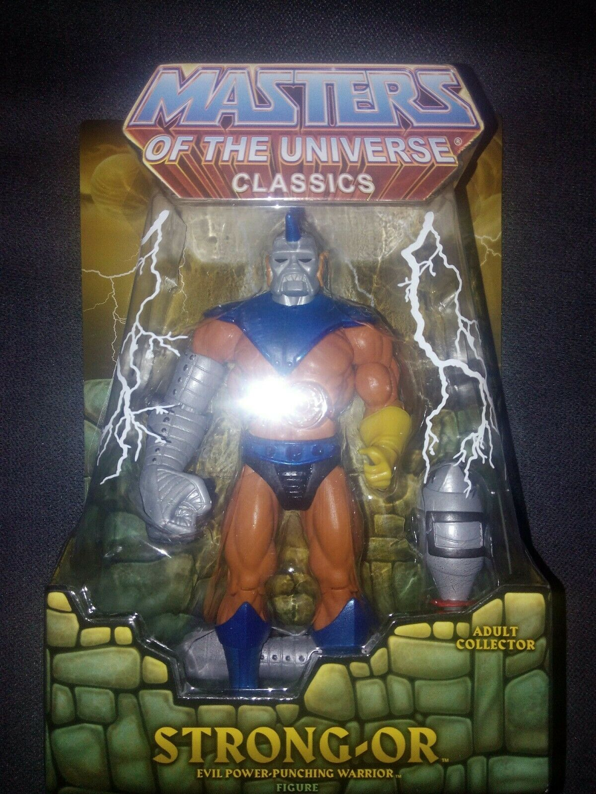 Masters of the Universe classeics,StrongOr nuovo