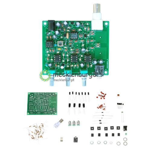 DIY Airband Radio Receiver Aviation Band Receiver High Sensitivity Kits