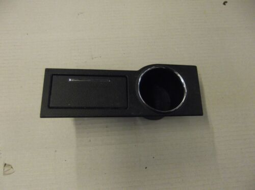 Ford Mondeo Mk3 Centre Console Ashtray Cup Holder Drink Holder With Chrome rim
