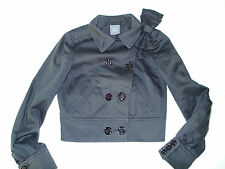 armani exchange jacket  sz.xs,,blazer black,bow, fh