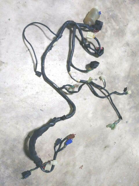 2004 Cb600f 599 Hornet Main Wire Wiring Harness Loom 32100