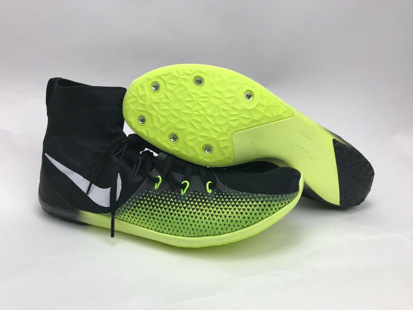 Nike Zoom Zoom Nike Victory 4 XC Unisex Spike Shoes 878804 017 Black Size Men 12 NO SPIKES de436a