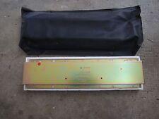 Vintage REVERB à ressort ACCUTRONICS CARY IL AMPLI PROJET  Fender Marshall MESA