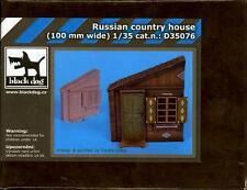 Blackdog Models 1/35 RUSSIAN COUNTRY HOUSE Resin Display Base