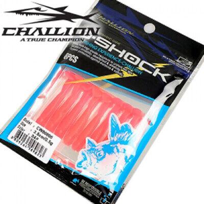 G-SHOCK Worm CW66806 1.4 inch Fishing Baits Worm Lures Challion