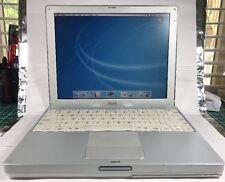 "Good Apple iBook G3 600MHz AirPort A1005 12.1"" PowerPC G3 128MB Ram/20GB HD"