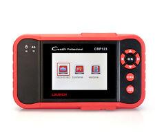 Launch CRP 123 OBD AUTO dispositivo diagnostico-ECU ABS Airbag errore leggere & Elimina
