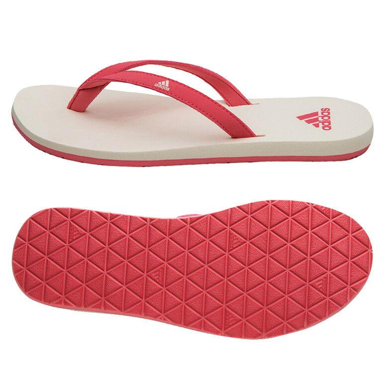 Adidas Womens EEZAY Essence (CG3556) Sport Sandalen Hausschuhe Flip-Flops