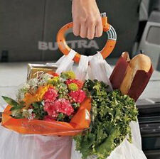 One Trip Grips Shopping Grocery Bag Holder Handle Carrier Lock Labor GYM Fit WB